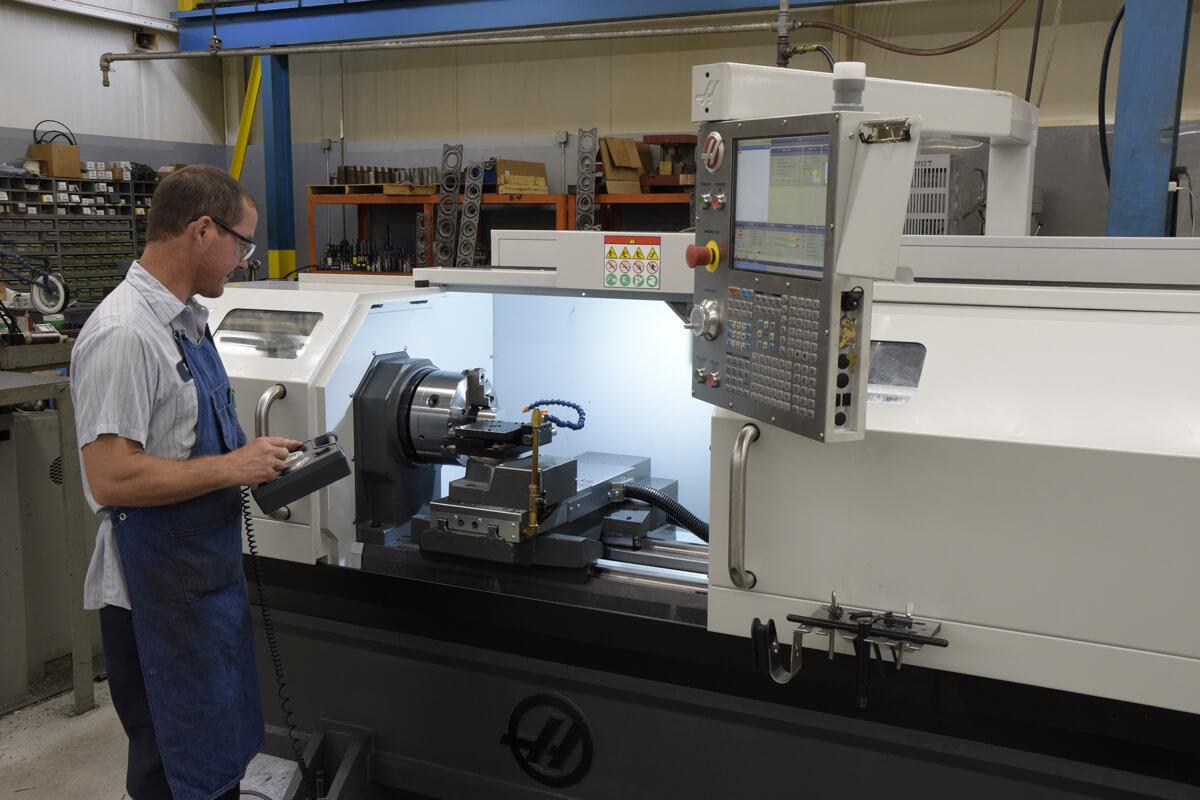 Wayne Manufacturing, LLC. - Lathe