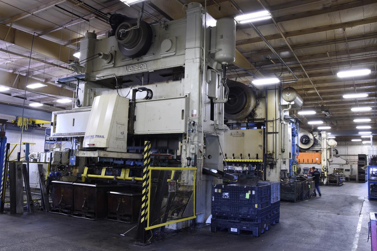 Wayne Manufacturing - stamping 5