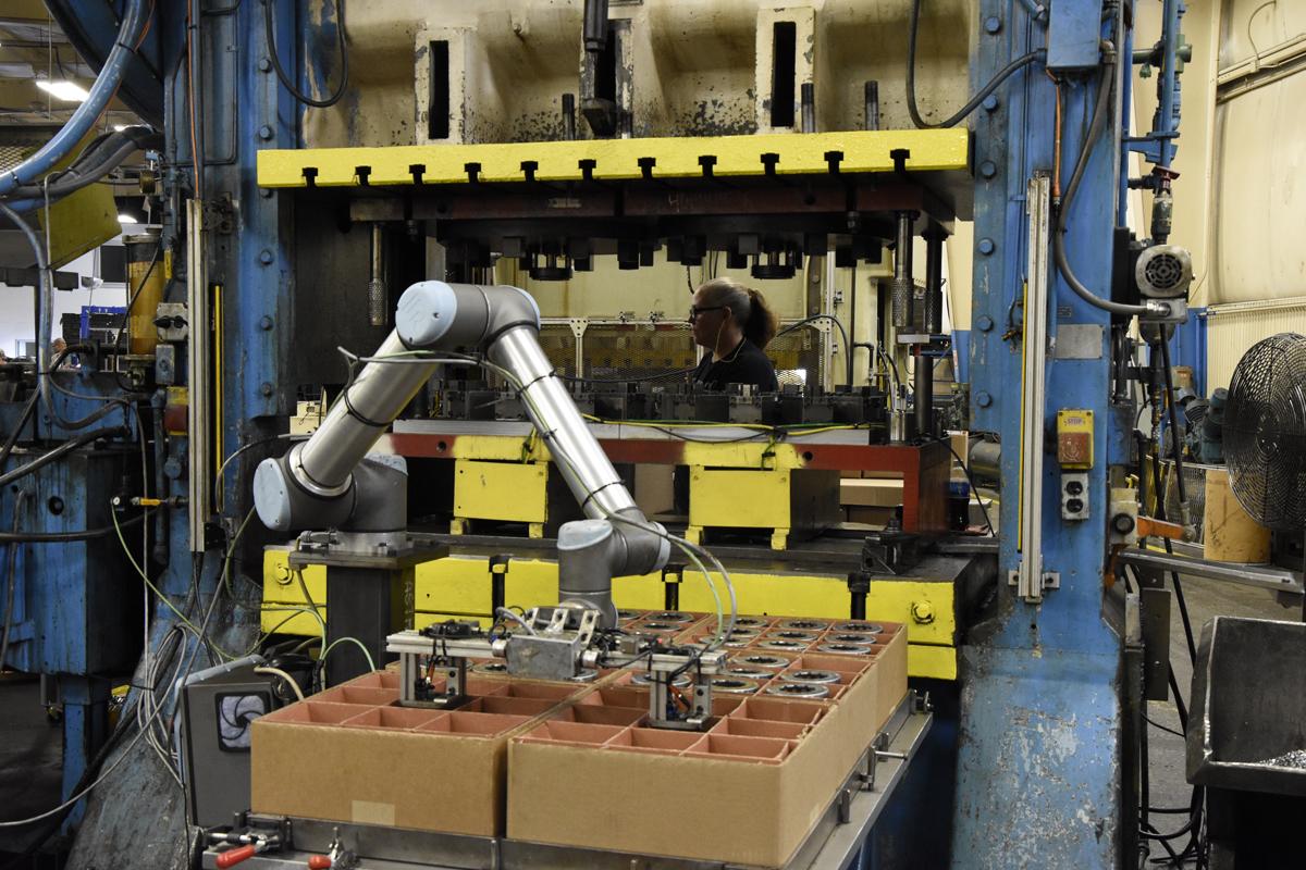 Wayne Manufacturing - stamping 7