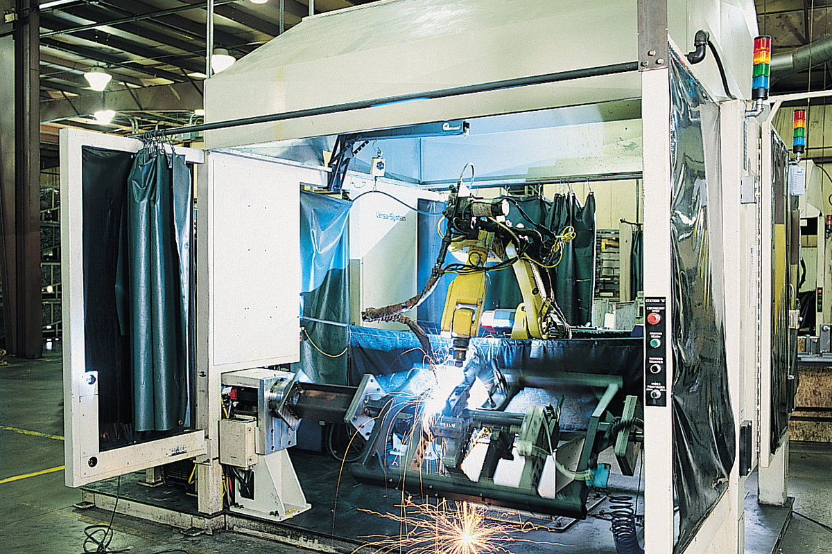 Wayne Manufacturing - weld 1