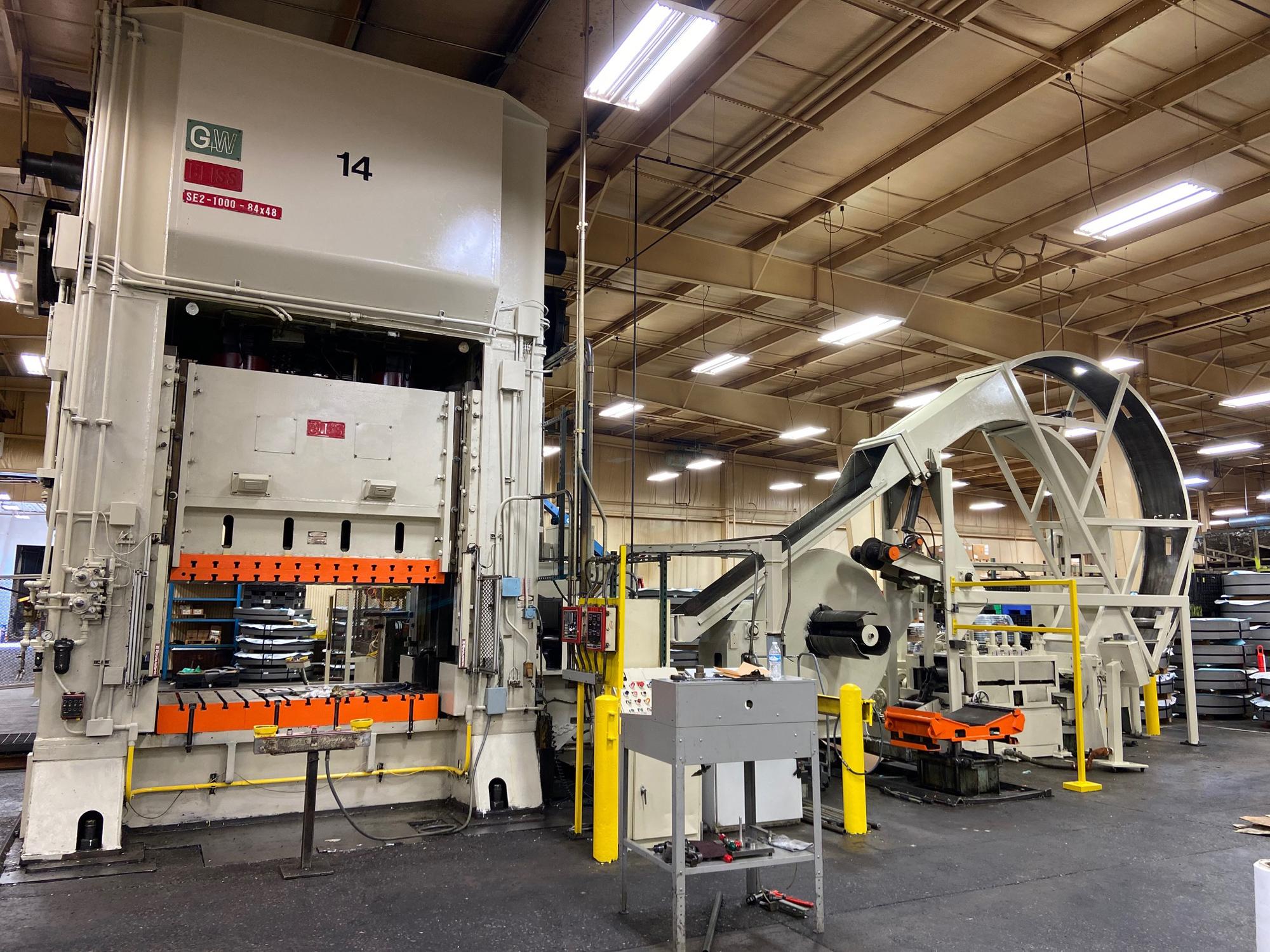 Wayne Manufacturing - stamping 6
